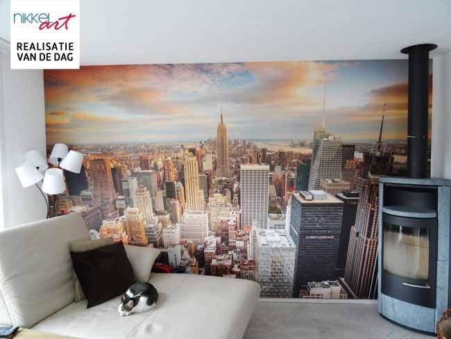 fotobehang new york | blog | nikkel-art.be - decoratie op maat!, Deco ideeën