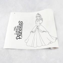 Tekenrol prinsessen