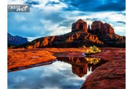 Kathedraal rock Sedona Arizona