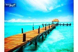 Vakantie in het tropische paradijs