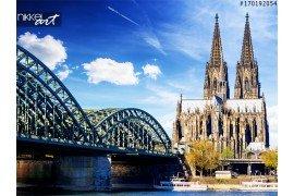 Dom van Keulen in Duitsland