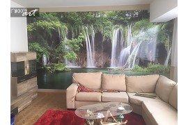 Foto op behang Watervallen