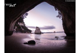 Keuken foto achterwand Cathedral Cove
