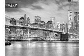 Keuken foto achterwand New York