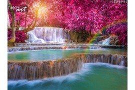Foto op Aluminium Watervallen