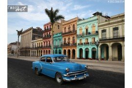 Foto op Canvas Havana