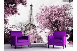 Fotobehang Eiffeltoren
