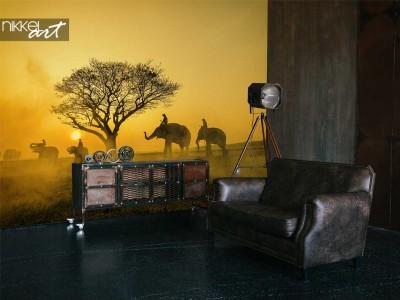 Fotobehang Afrika