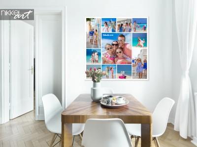 3 Tips voor het maken van je eigen Fotocollage