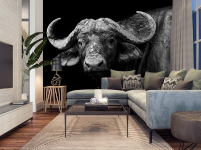 Must have! The Big Five op fotobehang