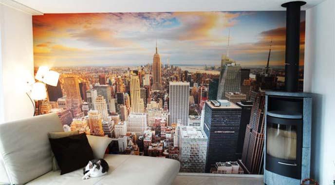 kies nu fotobehang uit 100 mln foto 39 s met 25 korting nikkel art. Black Bedroom Furniture Sets. Home Design Ideas