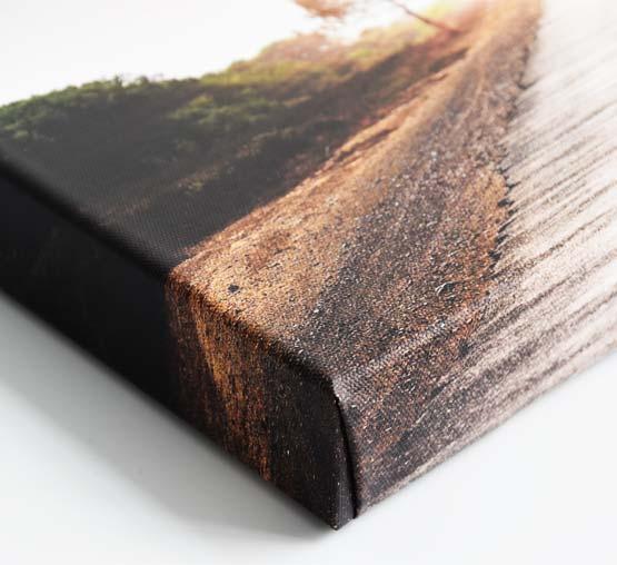Foto op Canvas 4cm