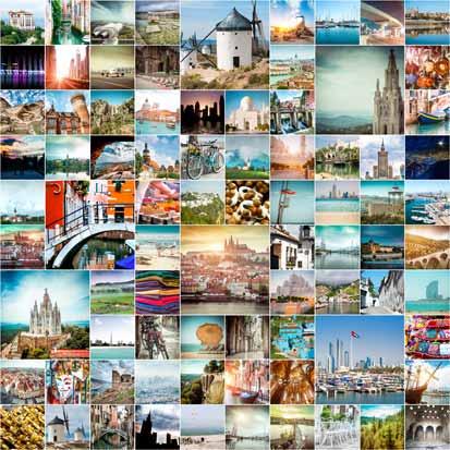 Kies uit 50 mln foto's