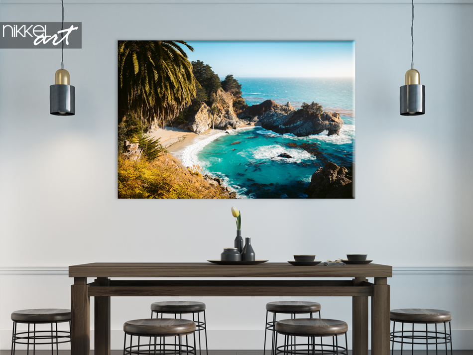 Photo on Canvas Beach
