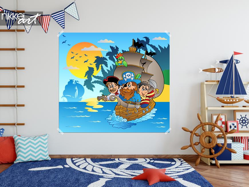 Poster Piraten
