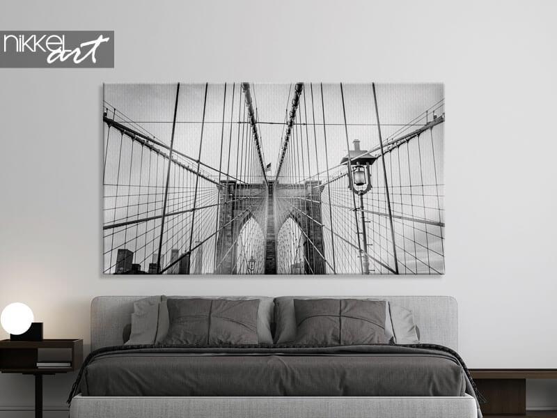 Foto op Canvas Brooklyn Bridge in New York