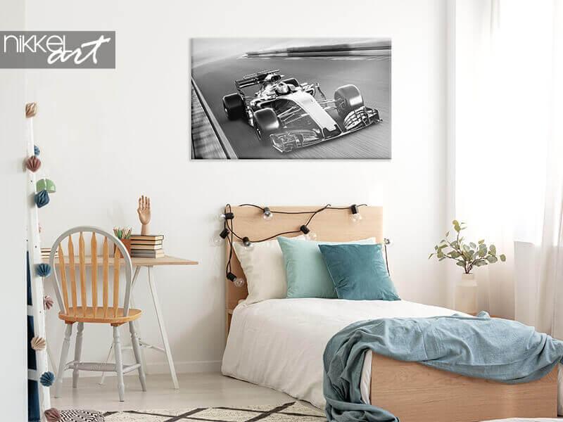 Foto op Canvas Motorsporten