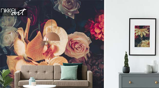self adhesive Murals for walls