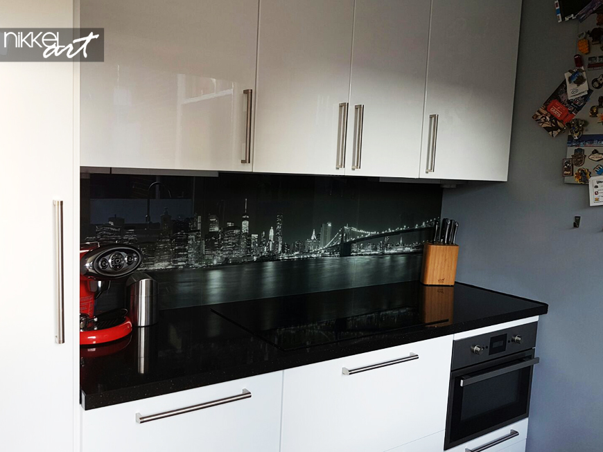 Keuken Achterwand Foto : Keuken achterwanden prins glas b v exclusiviteit en