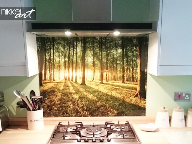 achterwand keuken