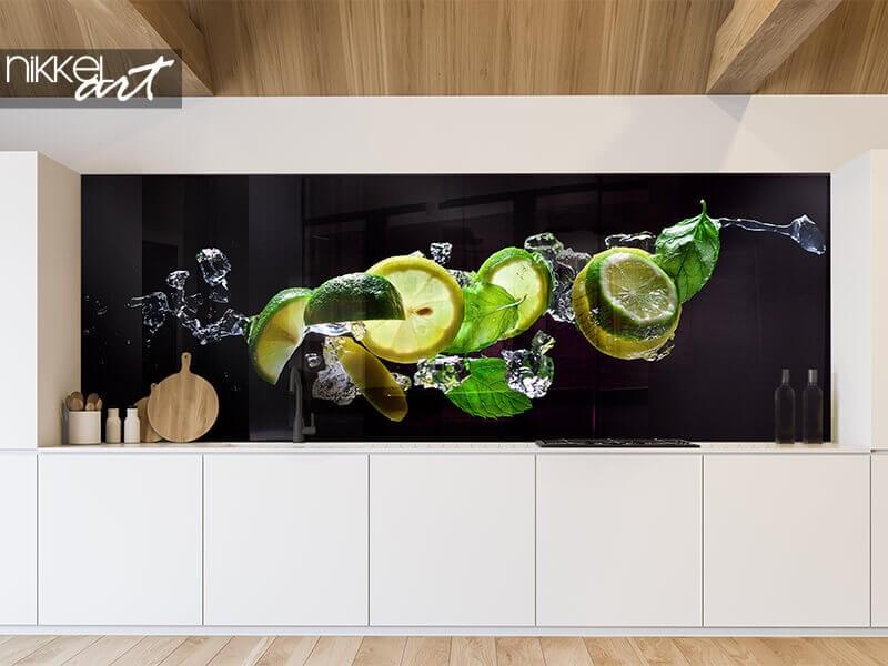 Hoe kan ik de keuken decoreren?