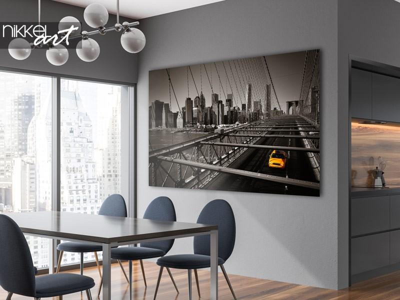 New york foto prints op maat van jouw interieur