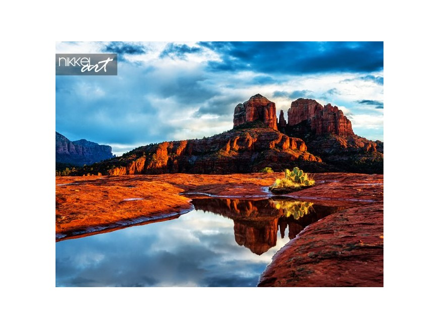 Kathedraal rock Sedona Arizona