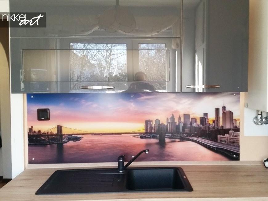 Glazen Spatwand Keuken : Keuken foto achterwand versus glazen spatwand keuken