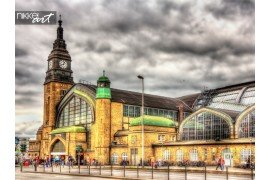 Hamburg centraal station