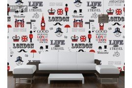 Fotobehang London