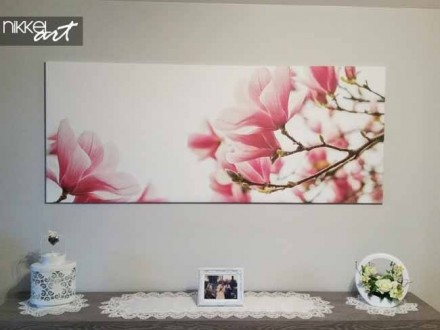 Foto op Canvas Magnolia