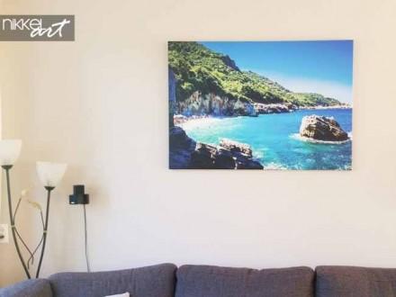 Foto op Canvas Tropical strand