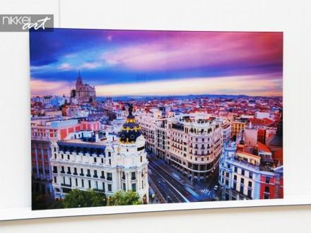Foto op Plexiglas Madrid
