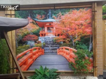 Foto op Tuinposter Kyoto