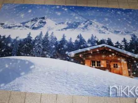 Foto op Tuinposter winter