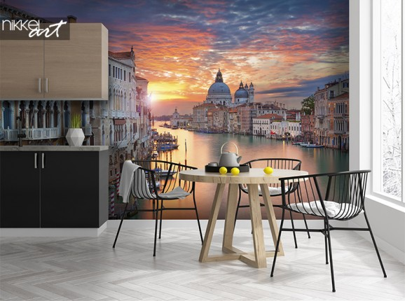Venetië op fotobehang