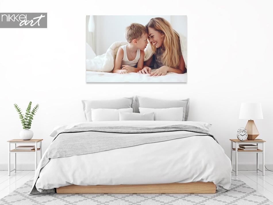 Moederdag - Foto op Canvas