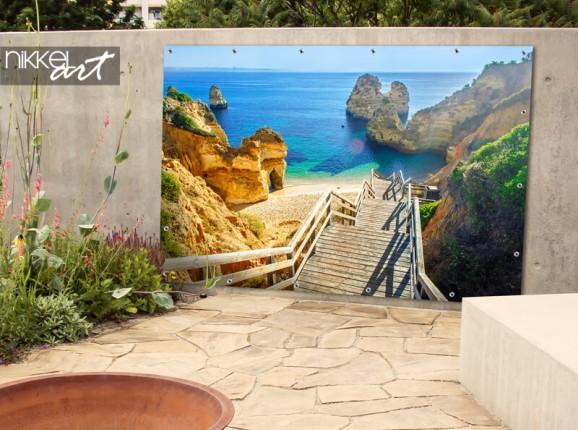 Tuinposter Algarve