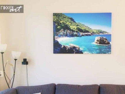 Foto op Canvas Tropical strand