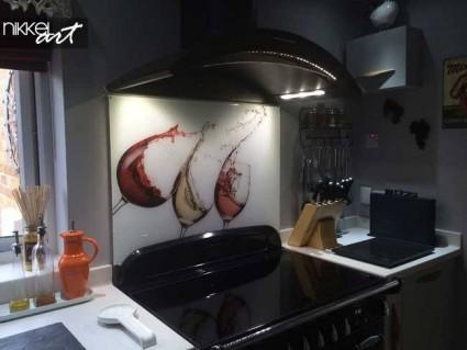 Keuken foto achterwand met 20% KORTING! - Nikkel-art.be