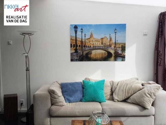 Moderne schilderijen voor uw woonkamer