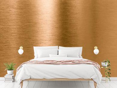 Bronze or copper metal texture background