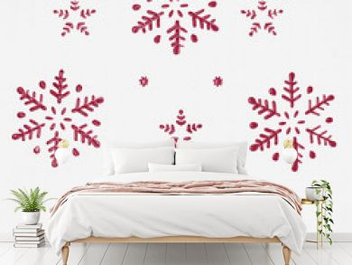 Christmas Background Graphic Relief