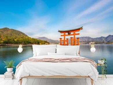 Miyajima Island, The famous Floating Torii gate
