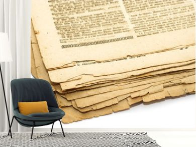 Vintage background - newspaper