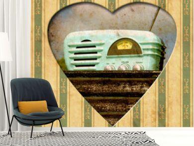 Vintage Heart - Radio