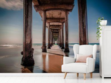 Peter Odekerken - California Pier