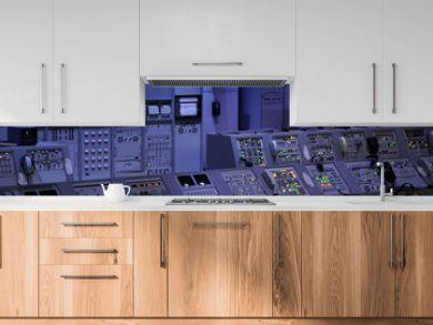 NASA command center
