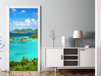 Trunk Bay, St. John, United State Virgin Islands