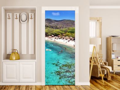 Strand auf Curacao